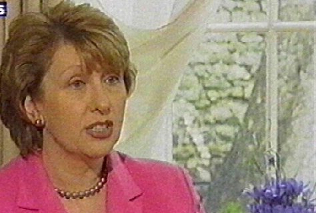 Mary McAleese - Visits Bregenz festival