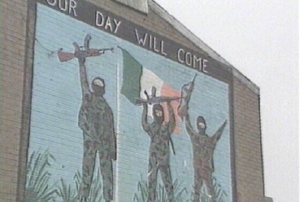 IRA  - Easter message accuses governments