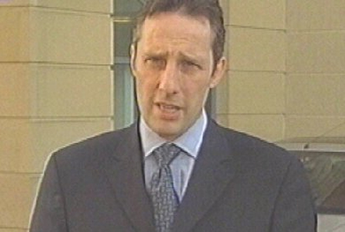 Ian Paisley Jnr - Censured for remarks