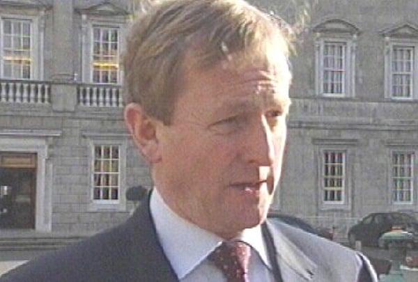 Enda Kenny - Fine Gael leader