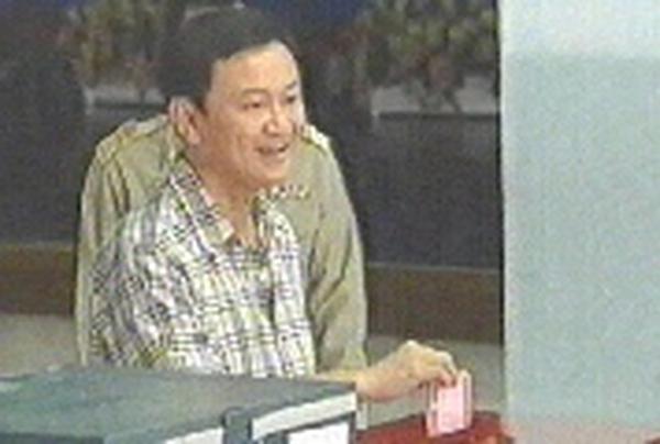 Thaksin Shinawatra - Victory for Thai incumbent