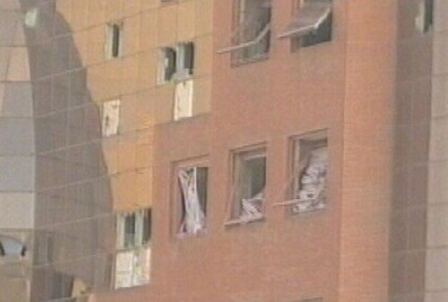 Madrid blast - 24 people hospitalised