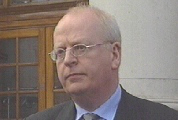Michael McDowell - Published second report from the Morris Tribunal