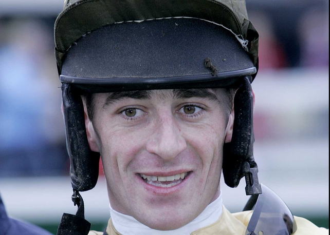 Davy Russell survived a near mishap aboard Conna Castle