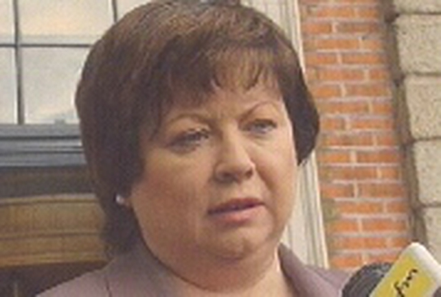 Mary Harney - To meet Neary's patients