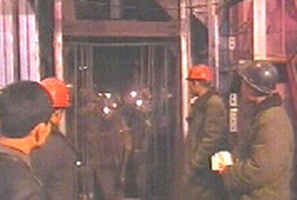 Chinese miners - Worst accident in 15 years