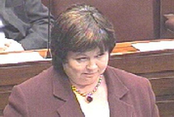 Mary Harney - Addresses the Dáil following the ruling