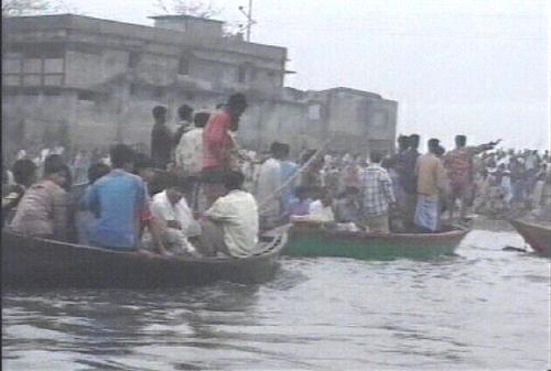 Bangladesh - Ferry tragedy