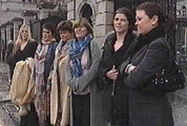 McCartney family - Critical of Sinn Féin