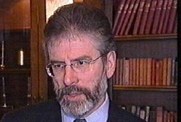 Gerry Adams - Prepared to give evidence