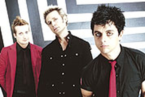 Green Day - Two awards