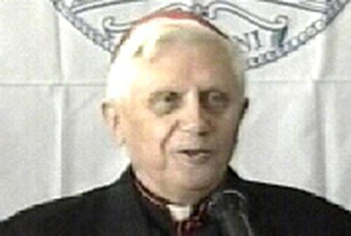 Cardinal Joseph Ratzinger - Pope is 'very alert'