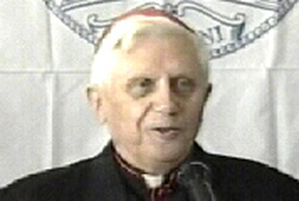 Cardinal Joseph Ratzinger - Pope is 'very alert'