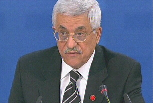 Mahmoud Abbas - 'Great day for democracy'