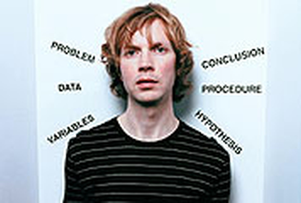 Beck - New album to feature blank packaging and stickers