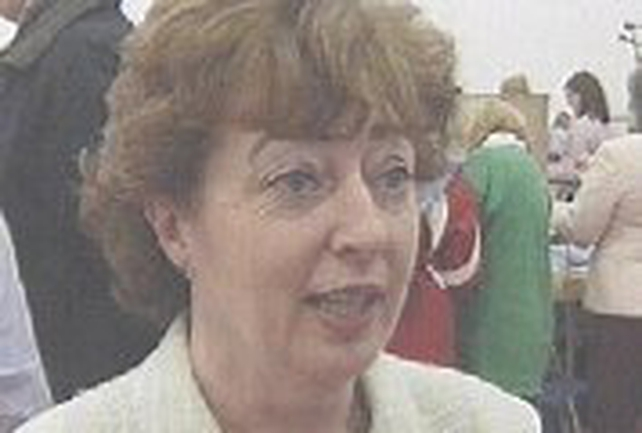 Catherine Murphy - Independent candidate elected