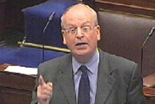 Michael McDowell - IRA constitution is 'treasonable'