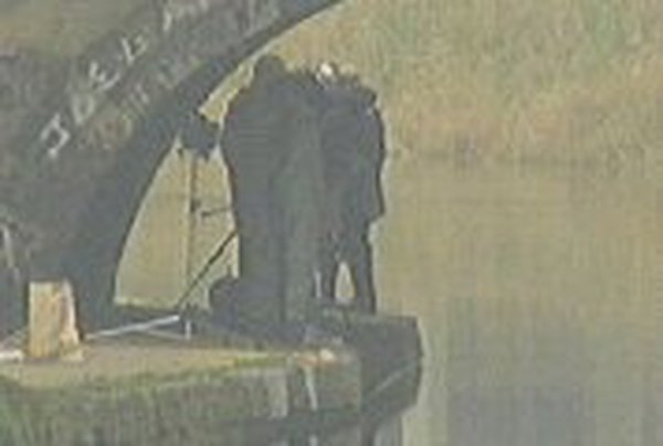 Ballybough Bridge - Adult human remains found