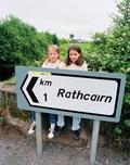 Pádraic Mac Donnacha, iar bhainisteoir Chomarchumann Rath Cairn.