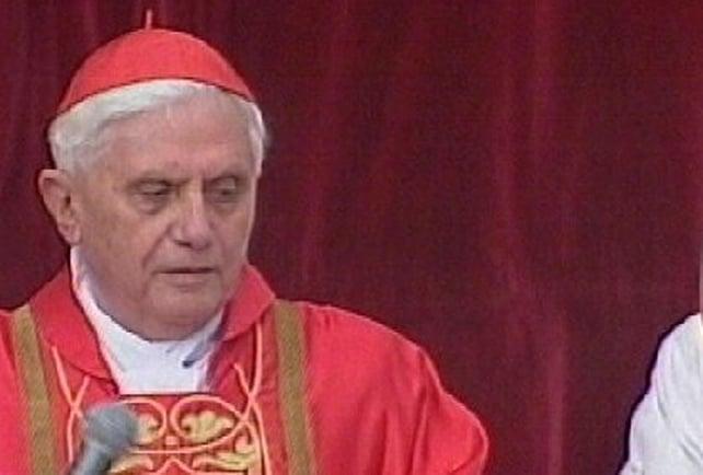 Pope Benedict XVI - Pontiff seeks Christian unity