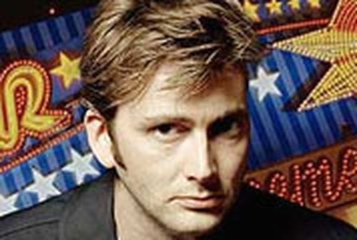 Tennant - Back on TV next month