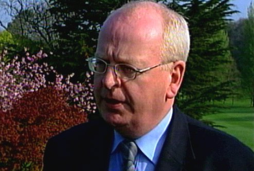 Michael McDowell - Apology will be issued