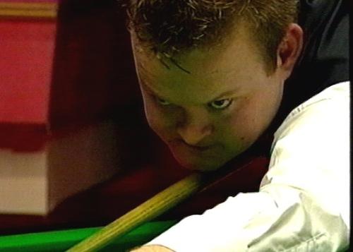 Shaun Murphy beat Matthew Stevens to claim the 2005 World Championship