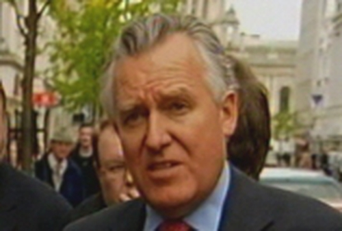 Peter Hain - Failure to agree is 'frustrating'