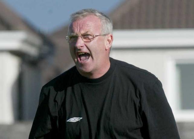 Shelbourne manager Dermot Keely