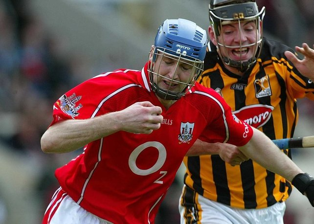 Pat Mulcahy captains the Cork side in their bid to win a third All-Ireland in a row this Sunday