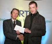 Dan Reardon and John McManus (winner 2005 PJ O'Connor Awards)