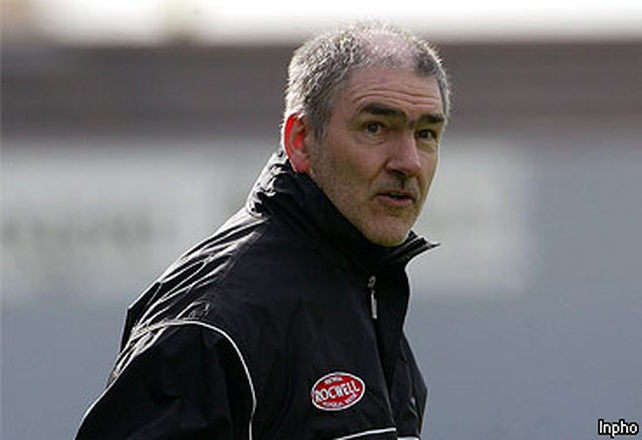 Tyrone manager Mickey Harte has named a 31-man squad for the upcoming Dr McKenna Cup