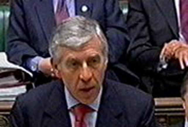 Jack Straw - UK Foreign Secretary