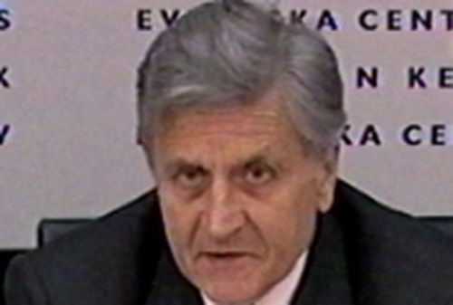 Jean-Claude Trichet - ECB not planning series of rate hikes