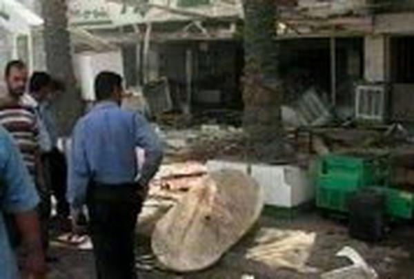Baghdad - 23 killed in blast