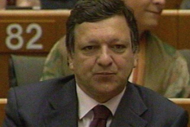 Jose Manuel Barroso - 'Period of reflection'