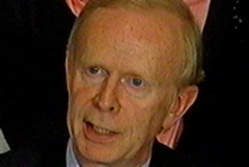 Reg Empey - Ulster Unionists in contact with loyalists
