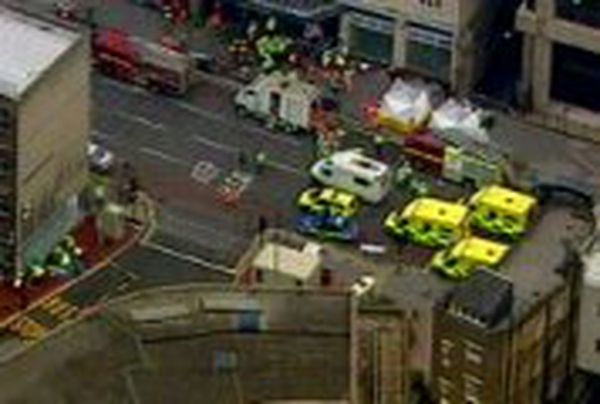 London explosions - 38 confirmed dead