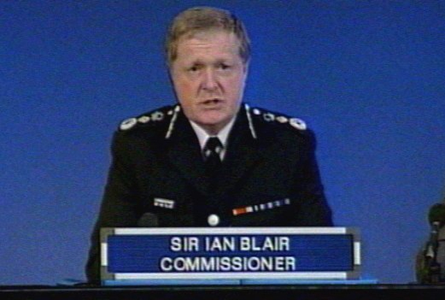 Sir Ian Blair - Death toll expected to rise