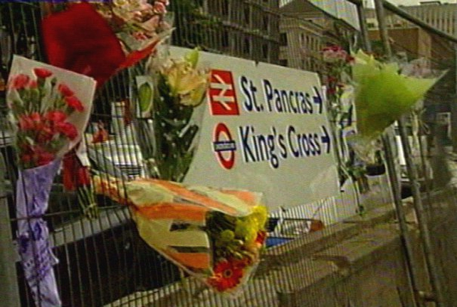 King's Cross - Susan Levy died in nearby explosion