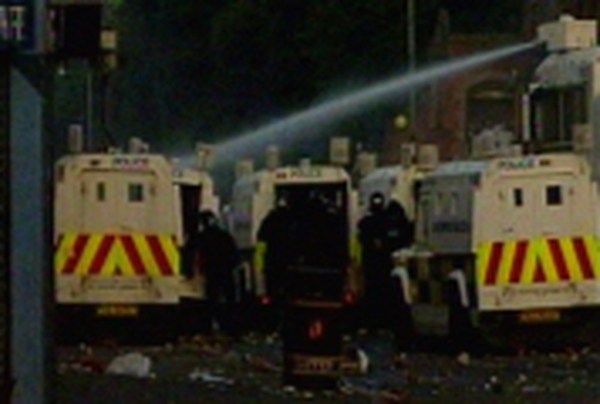 Orange parade - PSNI claims republicans were looking to kill