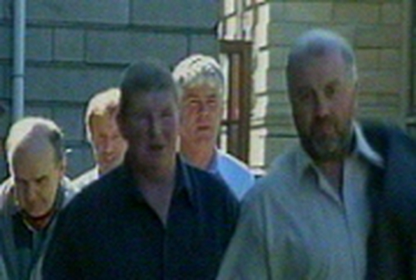 Five Mayo men - In prison for seven weeks