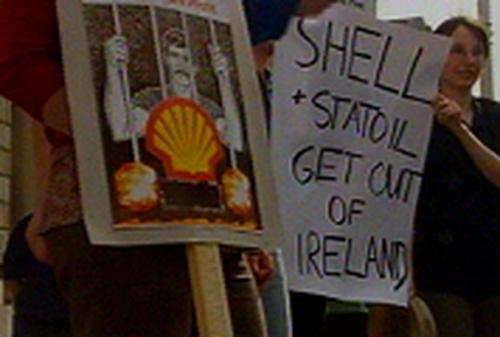 Corrib gas pipeline - Govt move 'flawed'