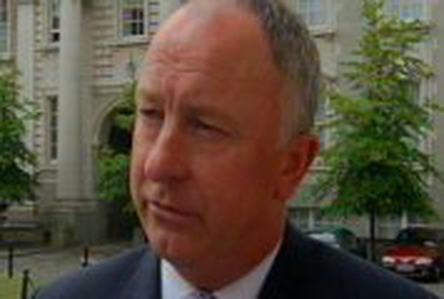 Minister for Foreign Affairs - Conveyed Irish concerns