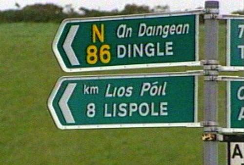 An Daingean/Dingle - Plebiscite to be held