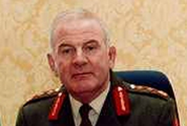 Lt Gen Jim Sreenan - 'Vital leadership' - O'Dea