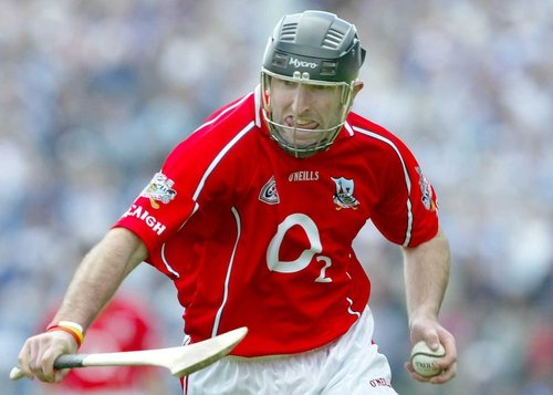 Brian Corcoran was only 19 when he was named Hurler of the Year in 1992