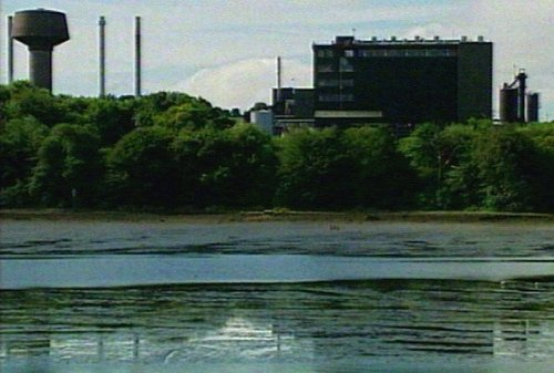 Cork Harbour - Row over leak at Ringaskiddy plant