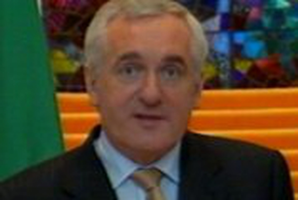 Bertie Ahern - Now is the time for process
