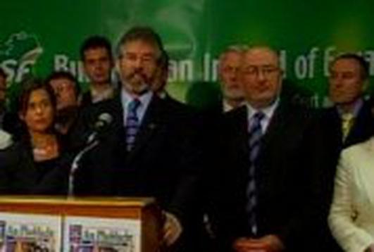 An Seanadóir Trevor Ó Clochartaigh Sinn Féin .